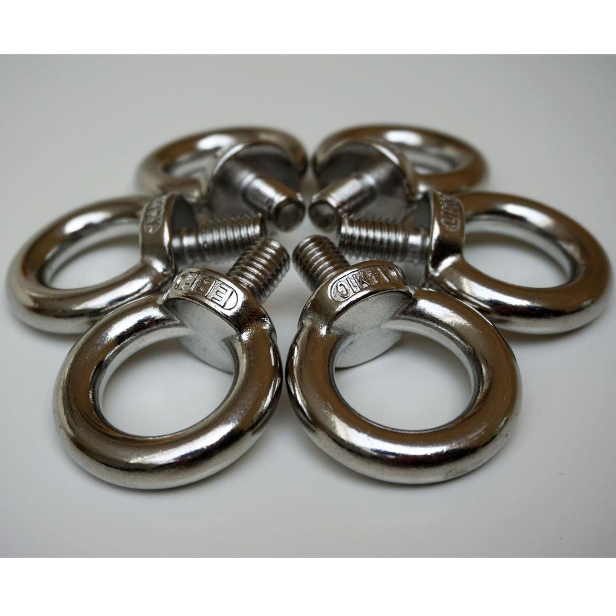 ringschraube din 580 edelstahl v2a ringbolzen a2 va metrisch m6 m8 m10 m12. Black Bedroom Furniture Sets. Home Design Ideas